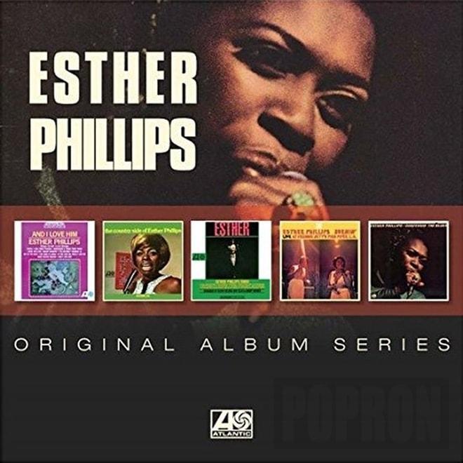 Esther Phillips - Original Album Series, CD