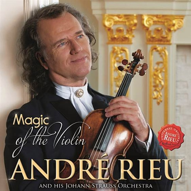 André Rieu - Magic Of The Violin, DVD