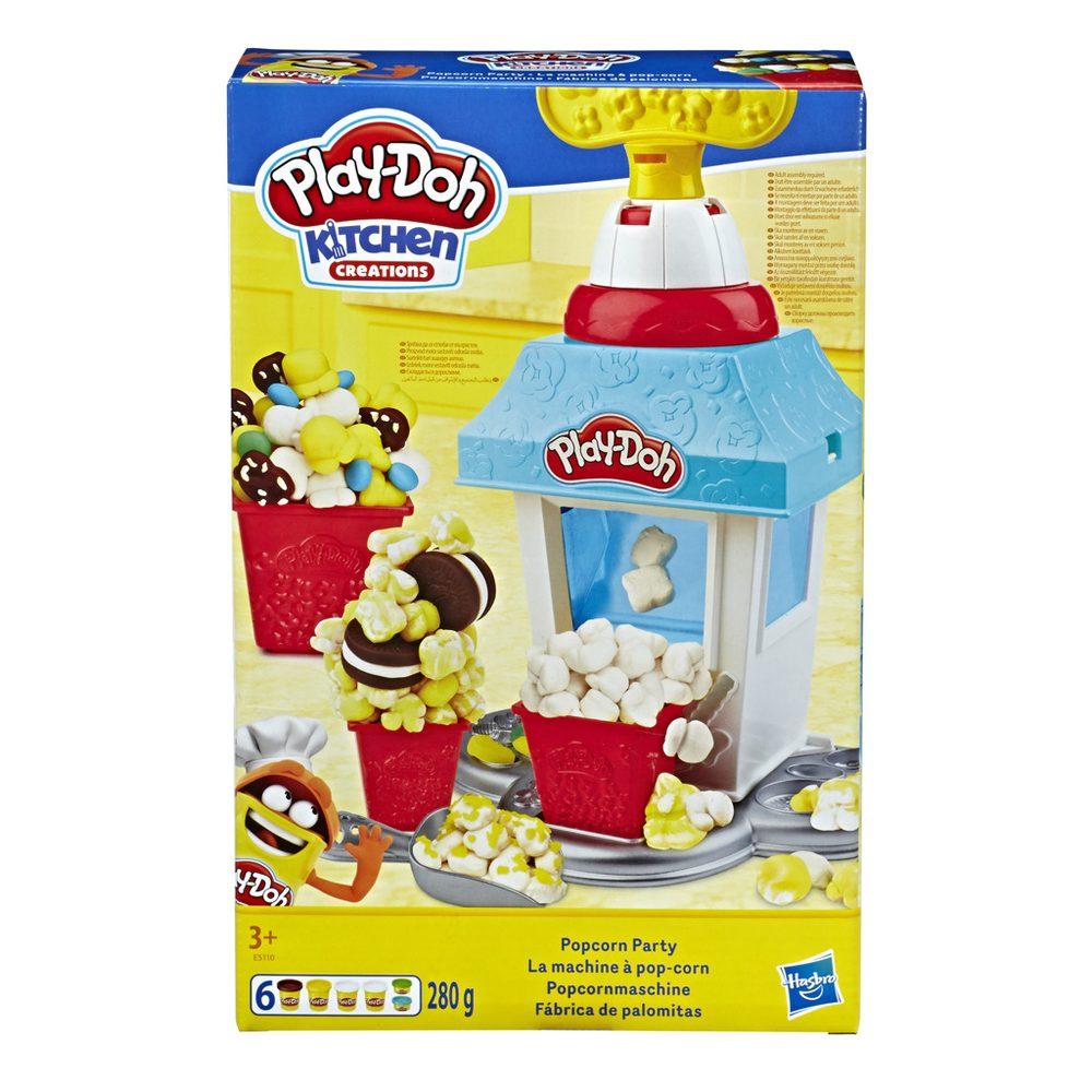 Hasbro Play-Doh Play-Doh Výroba popcornu