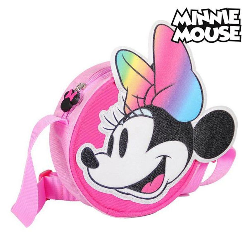 Minnie Mouse Taška přes rameno 3D Minnie Mouse 72883 Růžový