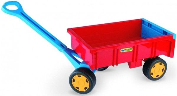 Vozík/Vlečka dětská plast 95 cm