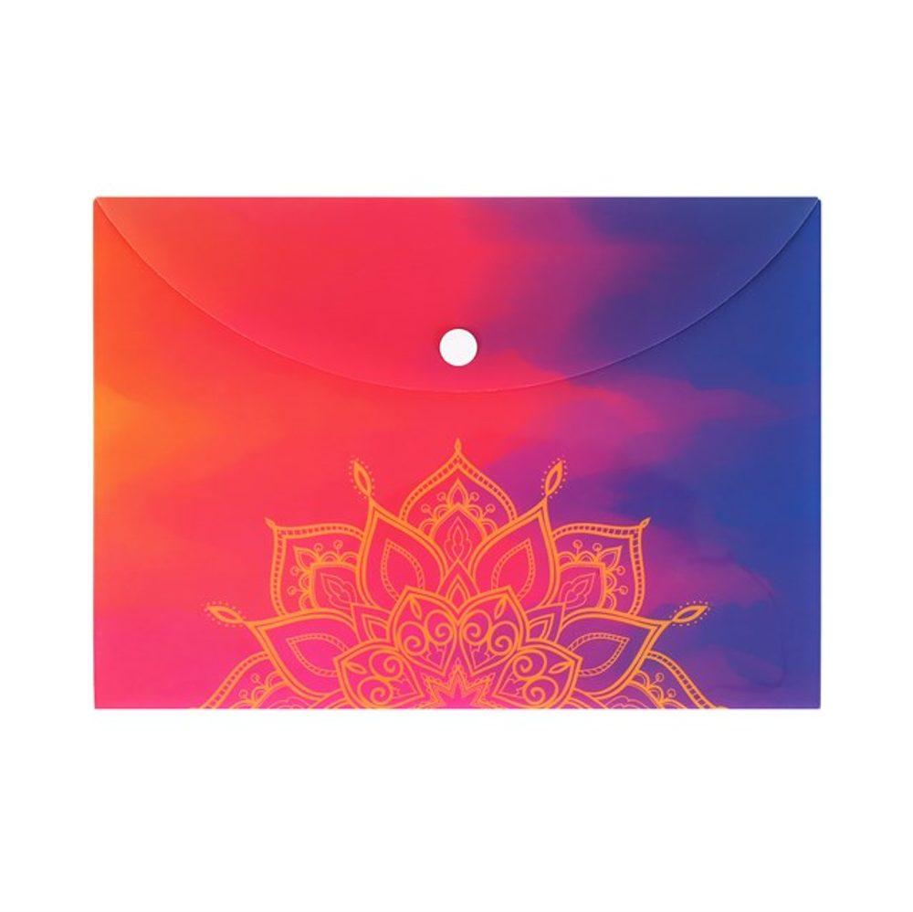 ALBI Pouzdro na dokumenty A5 Mandala