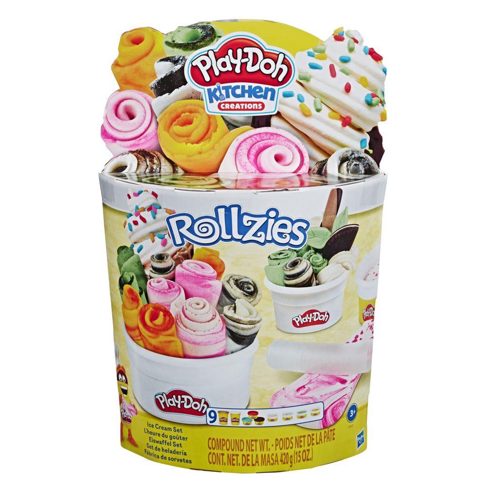 Hasbro Play-Doh Play-Doh Set rolované zmrzliny