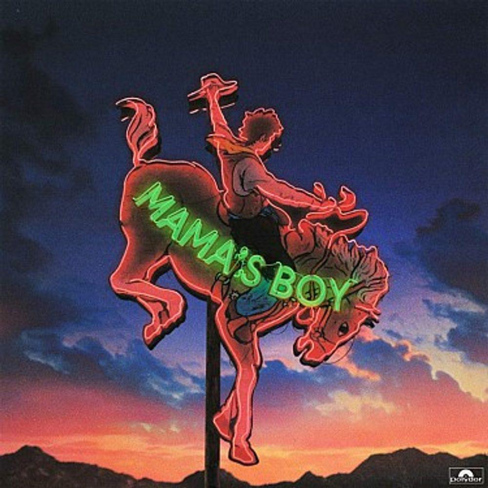 Lany : Mama's Boy, CD