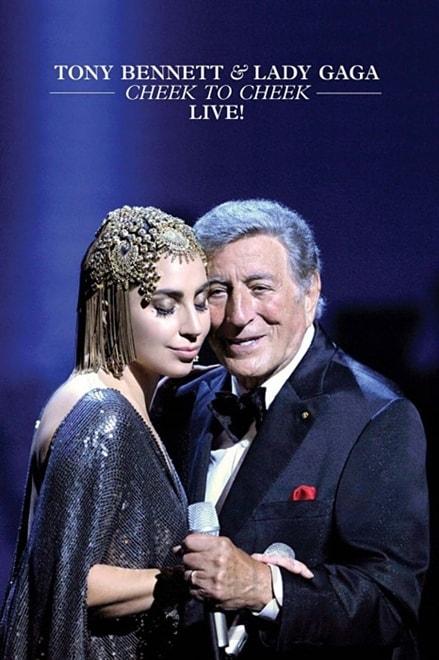 Tony Bennett & Lady Gaga - Cheek To Cheek - Live, DVD