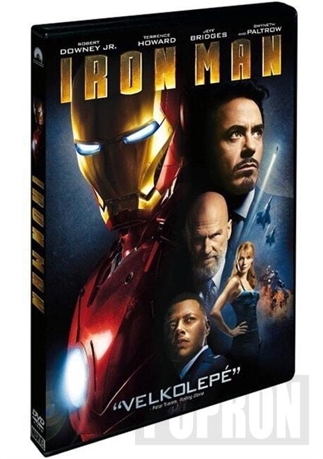Iron man, DVD
