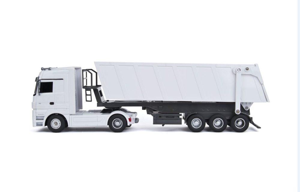 Siva GmbH Kamion Mercedes-Benz Actros, sklápěč 1:32