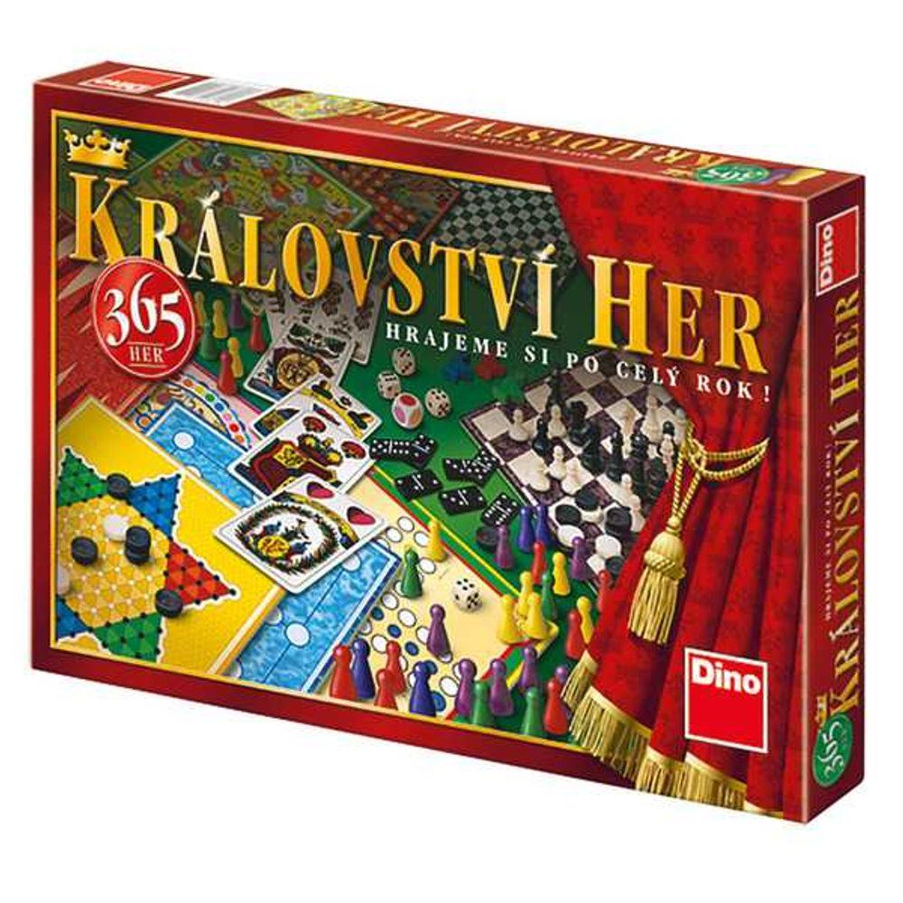Dino Království her 365 her