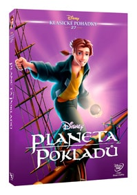 Planeta pokladů - Edice Disney klasické pohádky č.27