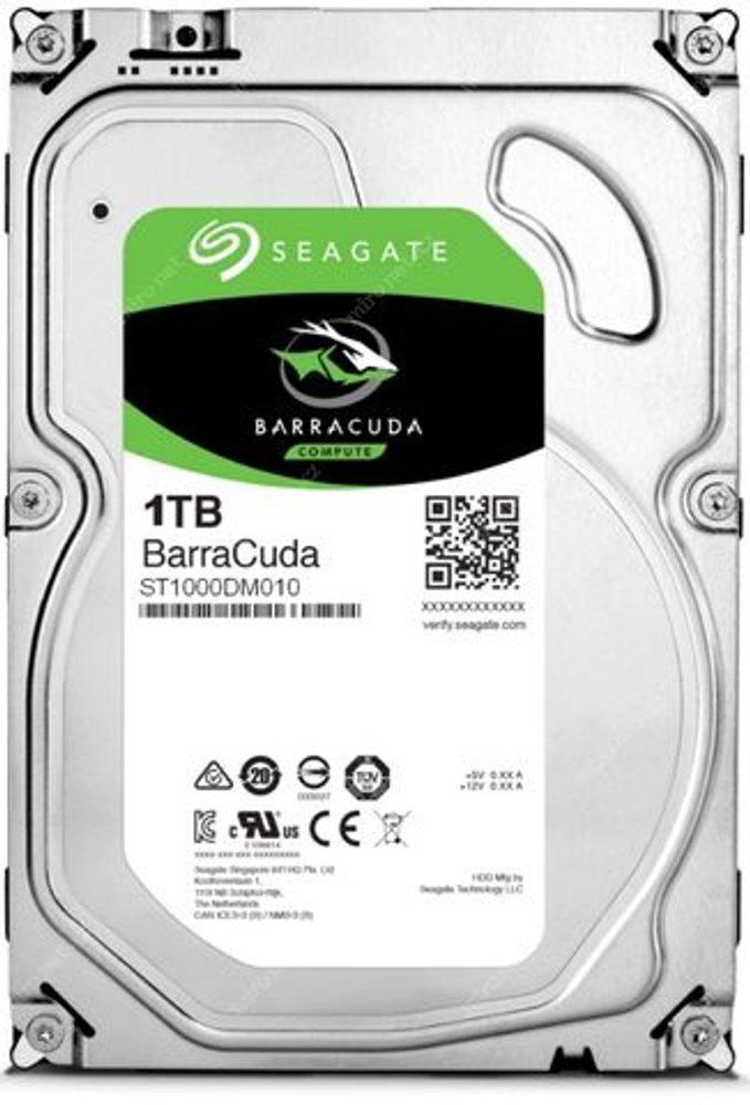 Pevný disk Seagate BarraCuda 1TB
