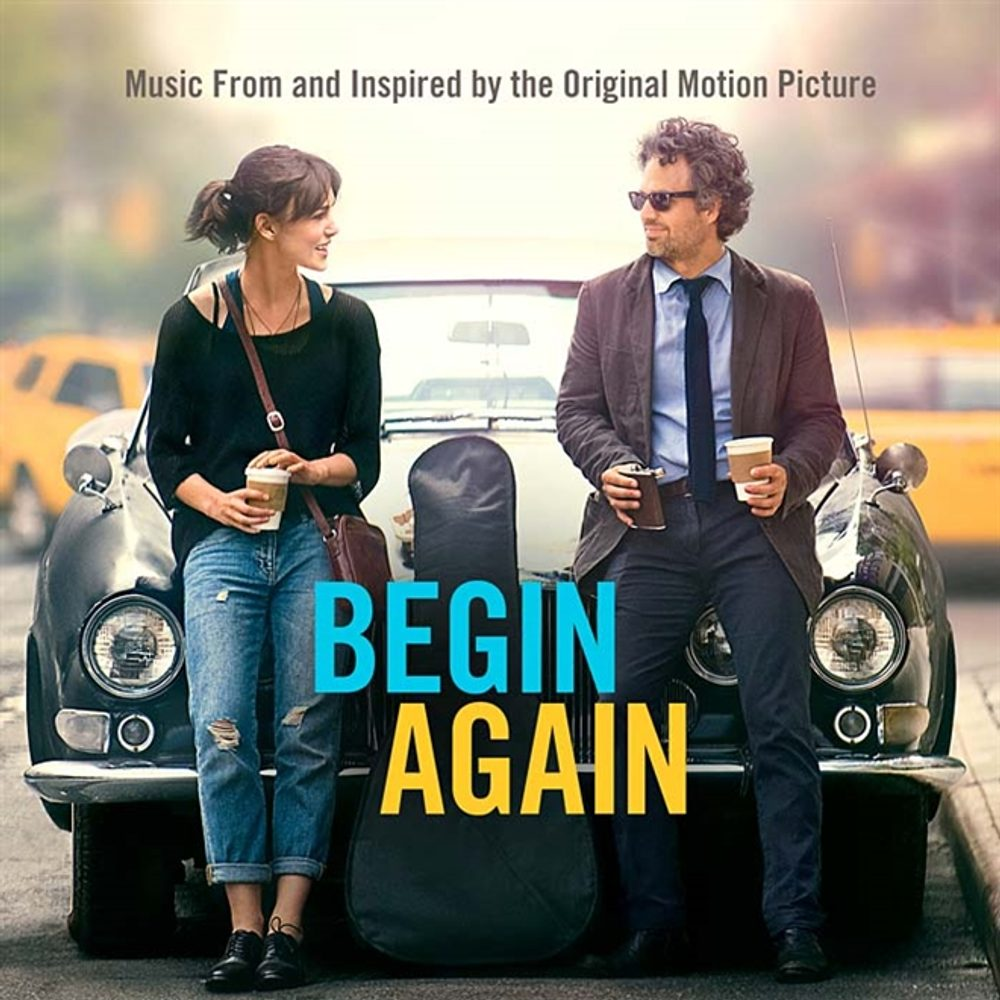 Soundtrack - Begin Again, CD