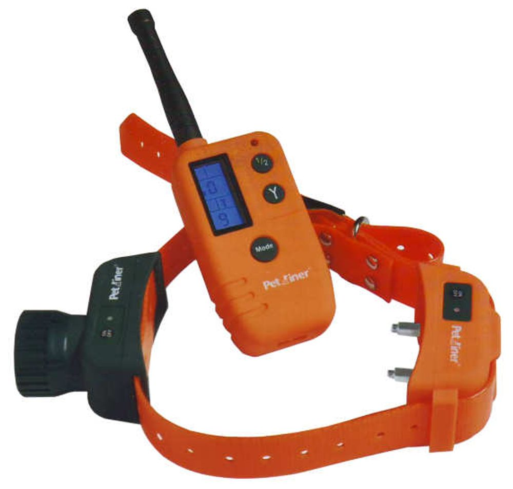 Hutermann Petrainer PET910 - elektronický výcvikový obojek s lokalizací DOG TRAINER T07 profesionální