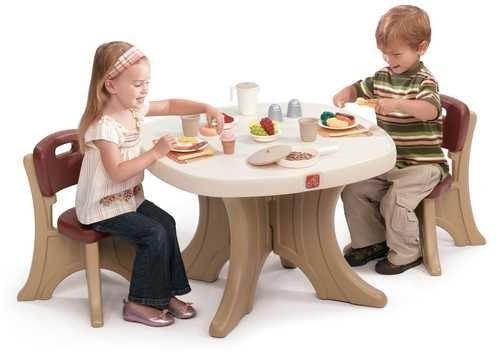 STEP2 Dětský stůl se židlemi New Traditions
