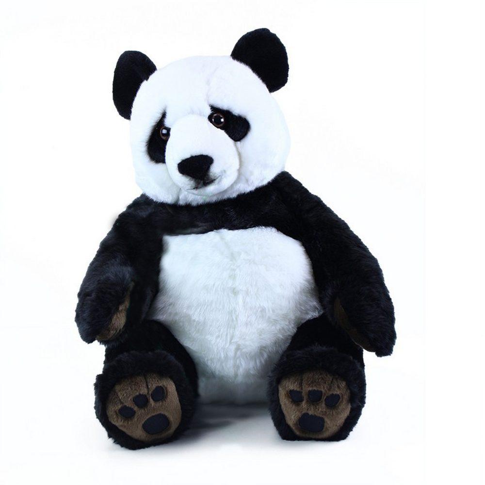 RAPPA Velká Plyšová panda sedící 61 cm