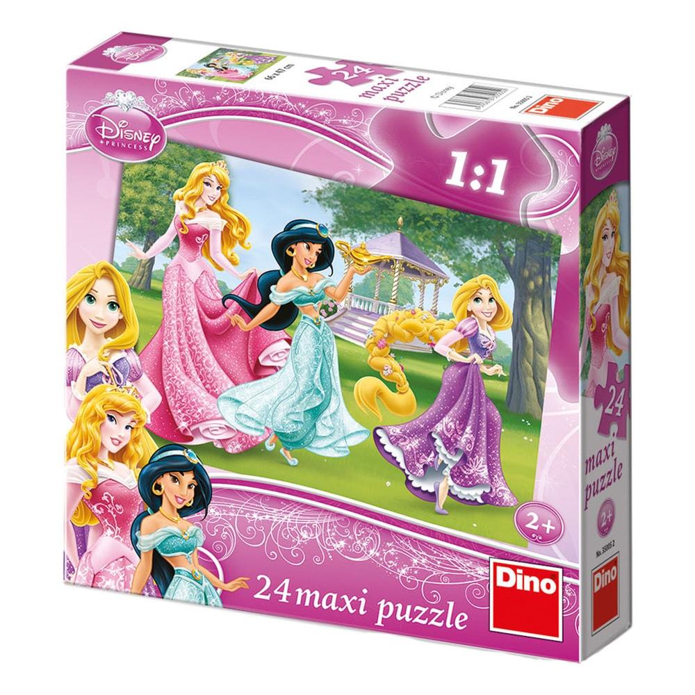 Dino PRINCEZNY 24 maxi Puzzle