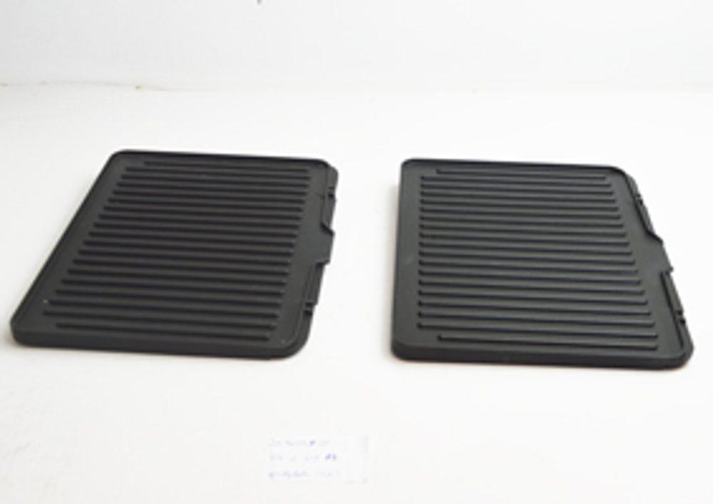 DOMO Náhradní pečící desky grilu DOMO DO9051G, 2ks