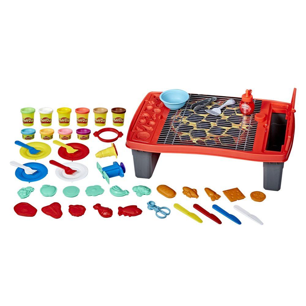 Hasbro Play-Doh Play-Doh Velká grilovací sada