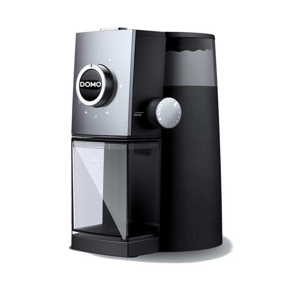 DOMO Mlýnek na kávu elektrický s mlecími kameny - DOMO DO42440KM