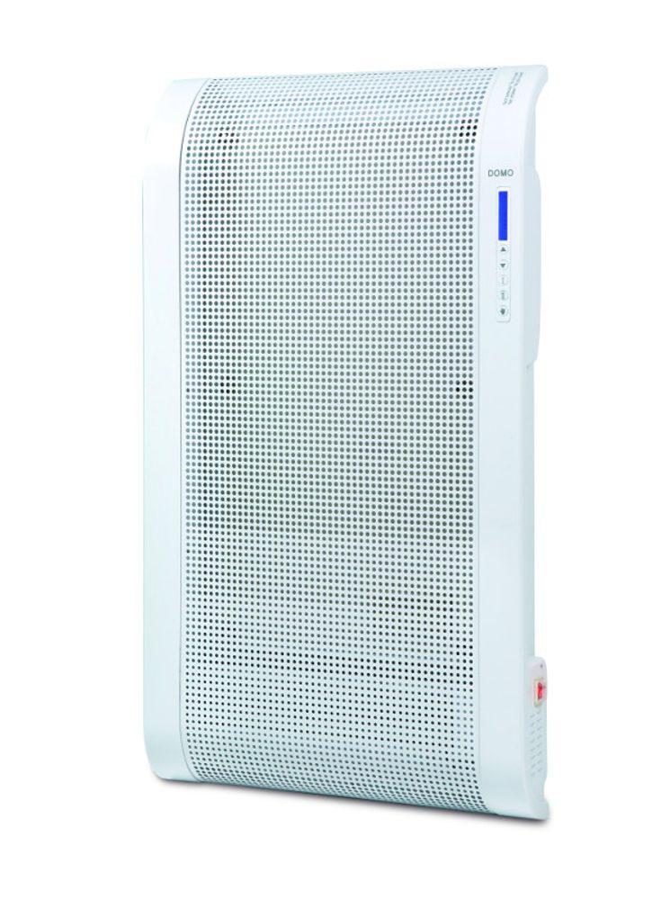 DOMO MICA topný panel do koupelny s IP24 - DOMO DO7315M, s extra tichým ventilátorem