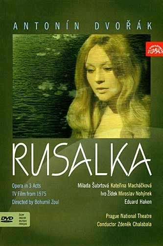Antonín Dvořák - Rusalka, DVD
