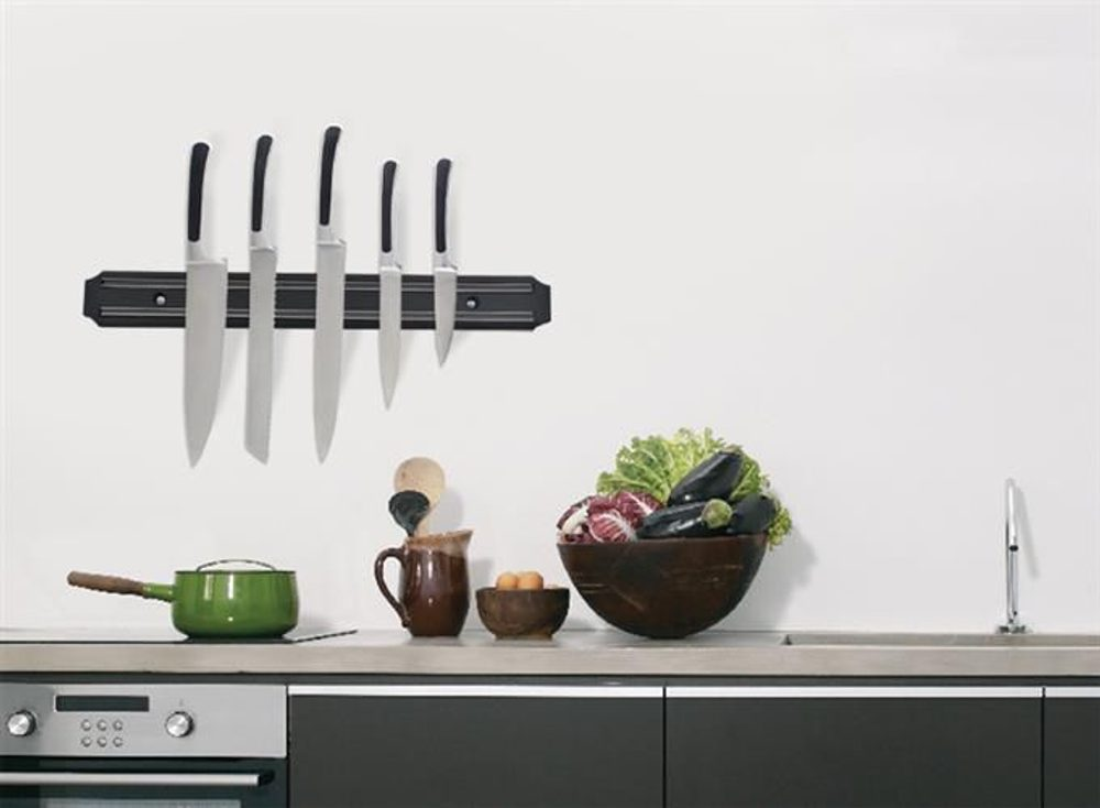 Popron.cz Magnetická lišta na nože 33 cm
