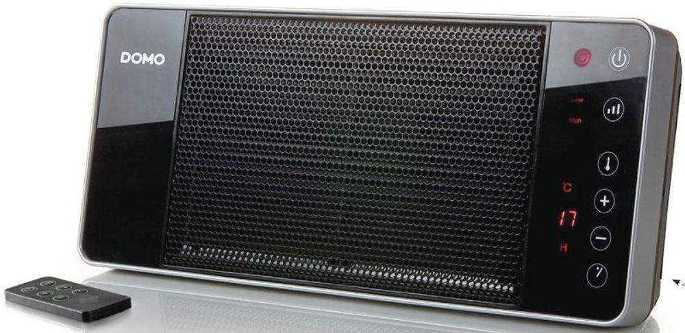 DOMO Závěsné keramické topení s ventilátorem - DOMO DO7341H, IP21