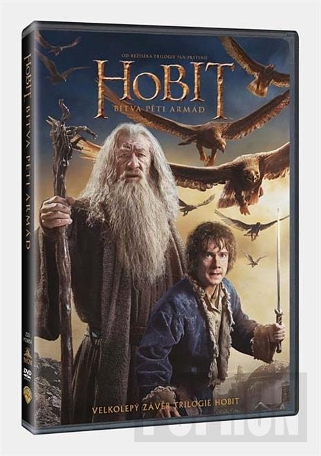 Hobit: Bitva pěti armád, DVD