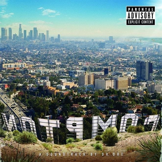 Dr. Dre - Compton, CD