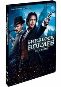 Sherlock Holmes: Hra stínů, DVD