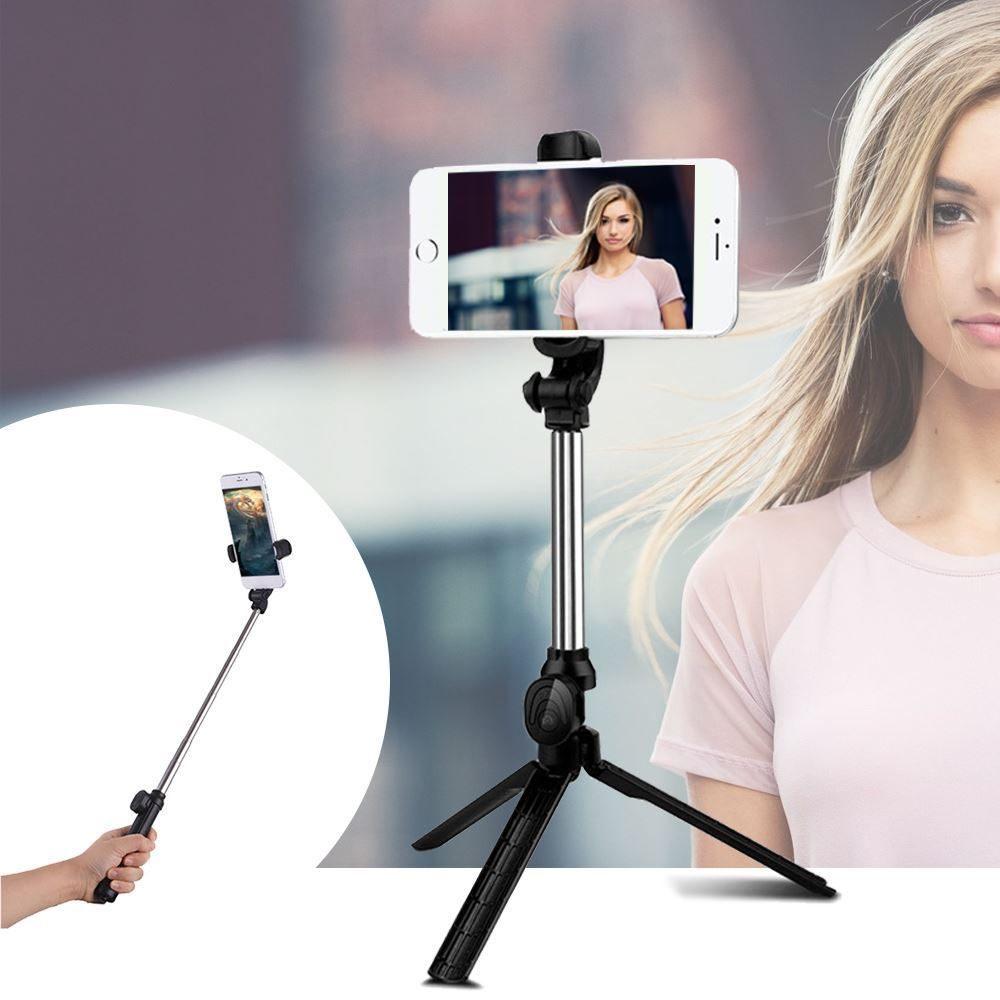 Popron.cz Selfie tyč se stativem
