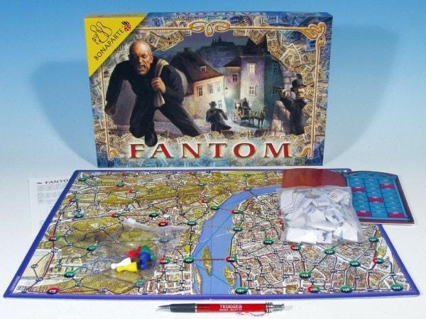 Bonaparte Fantom - společenská hra