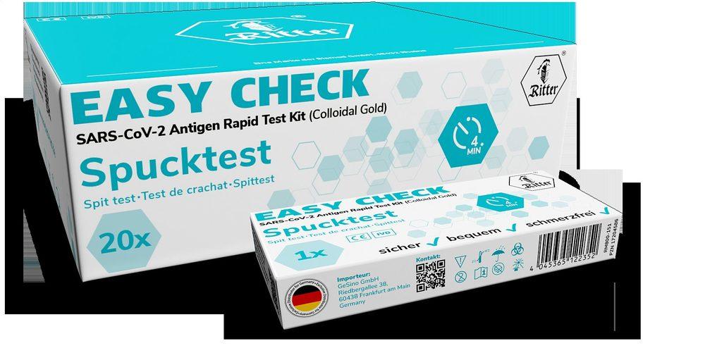 Popron.cz Antigenní test - SARS-CoV-2 Antigen Rapid Test Kit (Colloidal Gold) - 1 kus testu