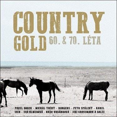 SUPRAPHON Country Gold 60. & 70. léta, CD