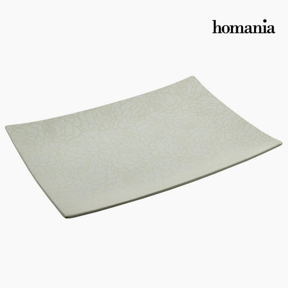 Homania Stolní dekorace Keramický (49 x 36 x 6 cm) by Homania