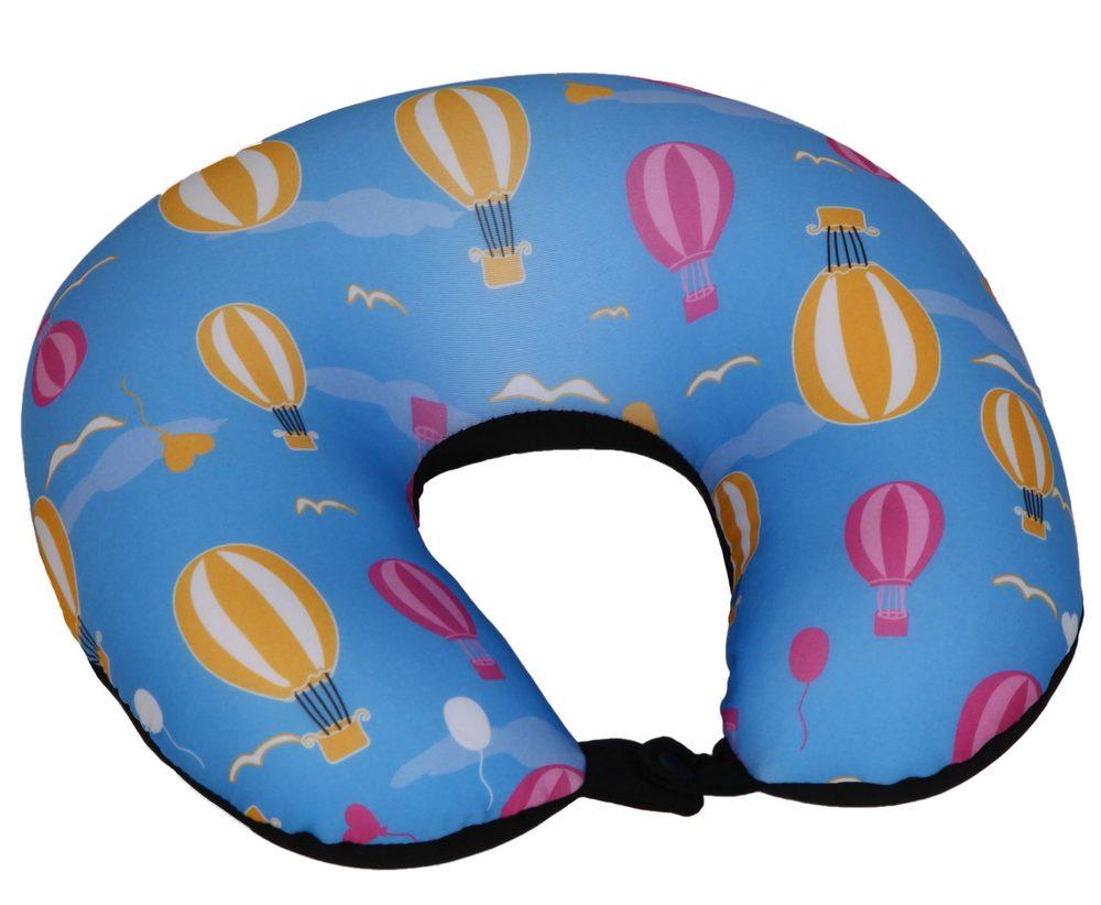 Modom Cestovní polštář podkova - balóny - BX 17