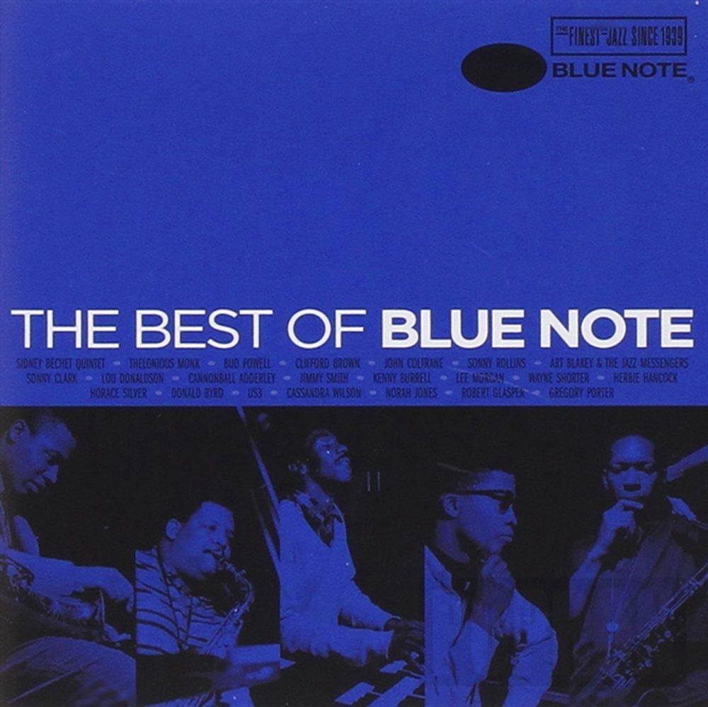 Různí - The Best of Blue Note, CD