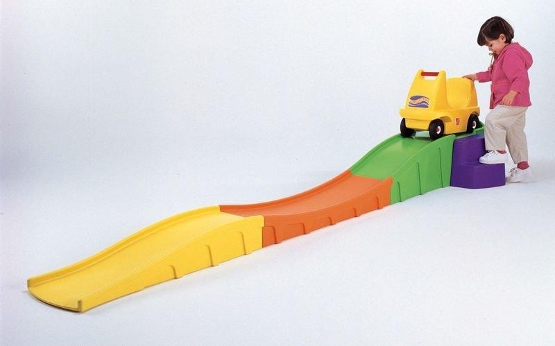 STEP2 Autodráha - horská dráha Up Down