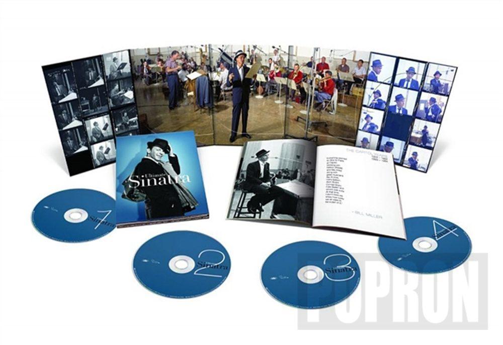 Frank Sinatra - Ultimate Sinatra, CD