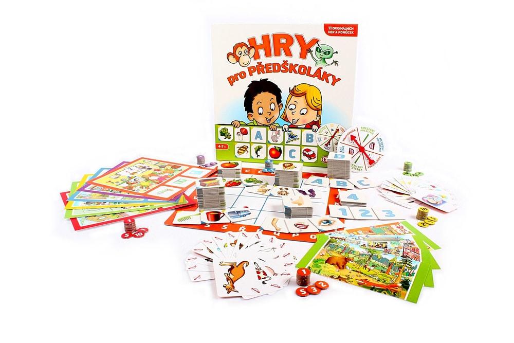 Hry pro předškoláky