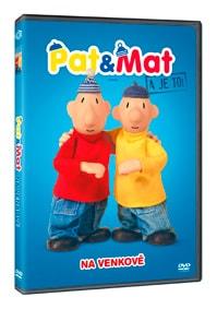 Pat a Mat ...A je to! Na venkově, DVD