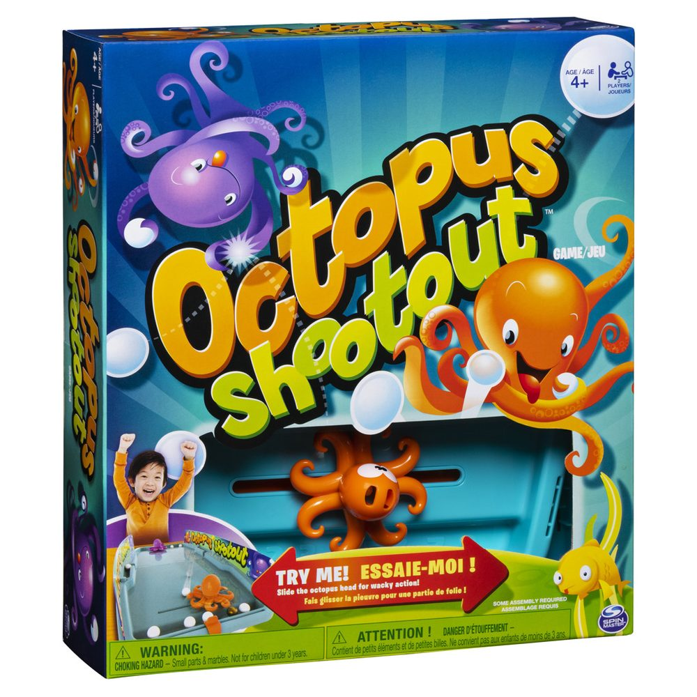 Spin Master games Společenská hra Chobotnice