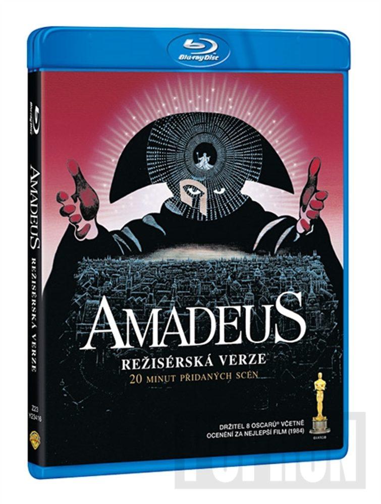 Amadeus režisérská verze, BD