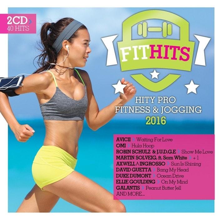 Různí - Fit Hits 2016, 2 CD