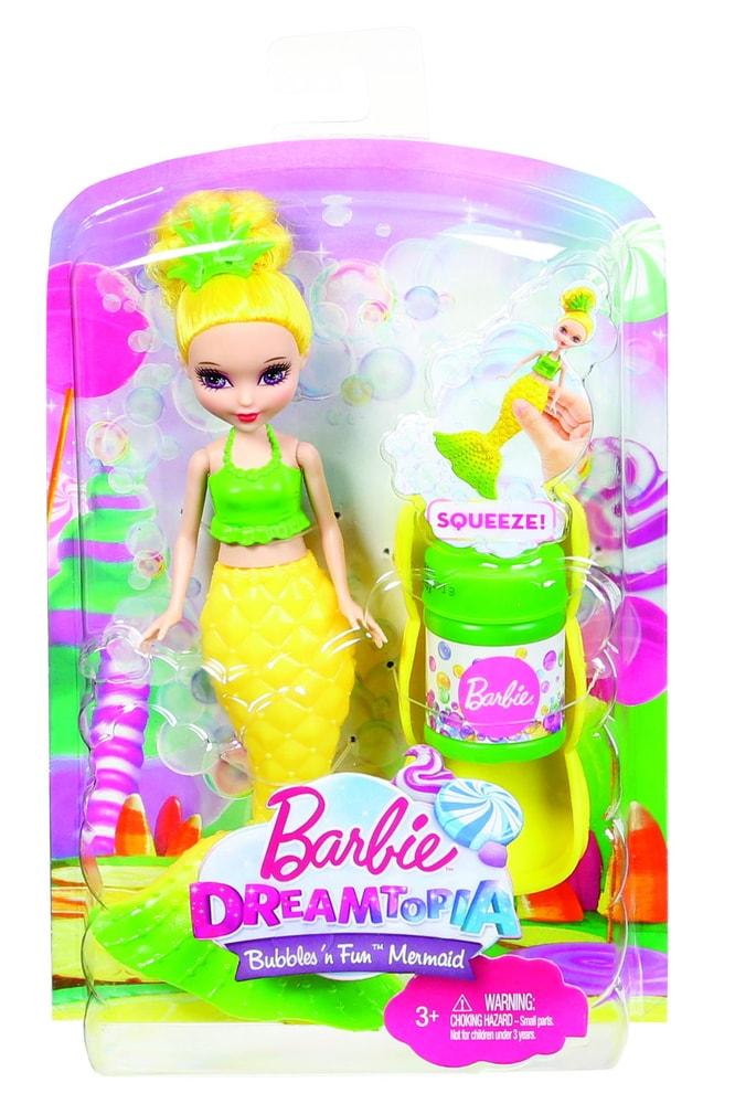 Mattel Barbie Barbie malá bublinková víla
