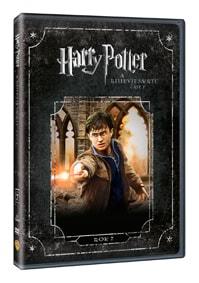 Harry Potter a Relikvie smrti - část 2. ,DVD
