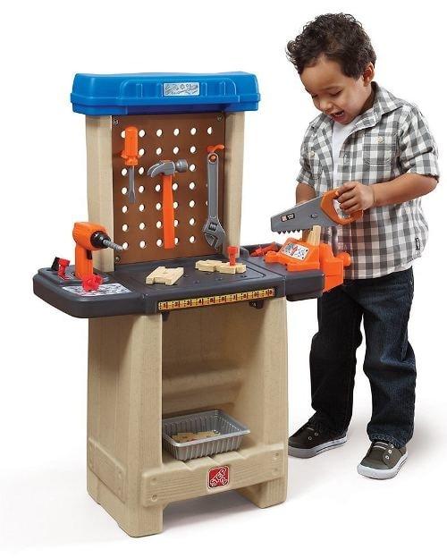 STEP2 Dětský pracovní stůl s nářadím
