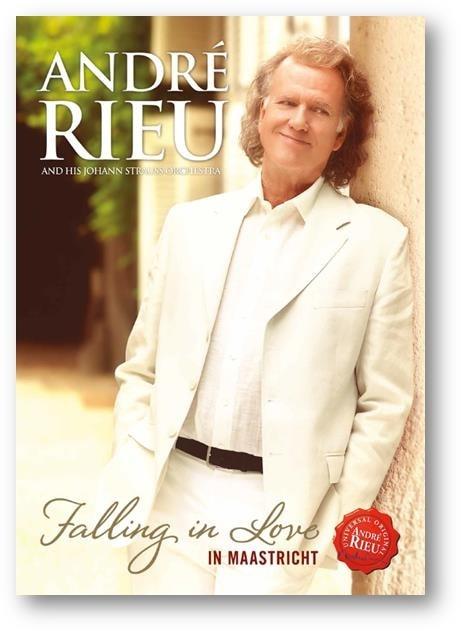 Rieu Andre - Falling In Love In Maastri, DVD