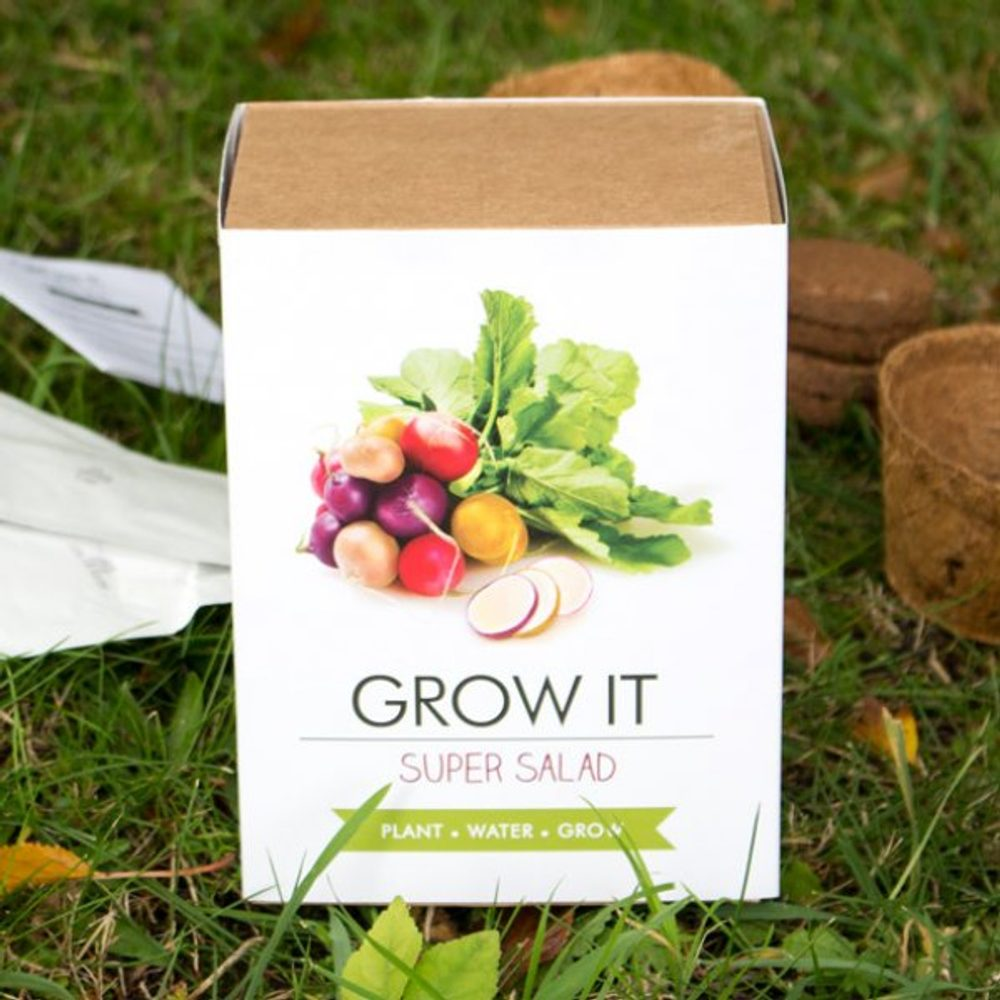 Popron.cz LIKVIDACE! Grow it - Super salát
