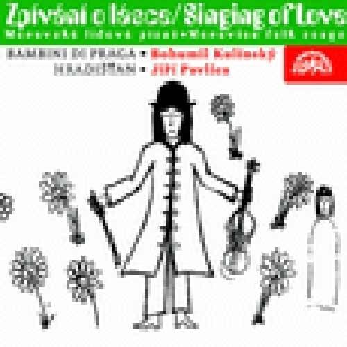 Hradišťan - Zpívání o lásce, CD