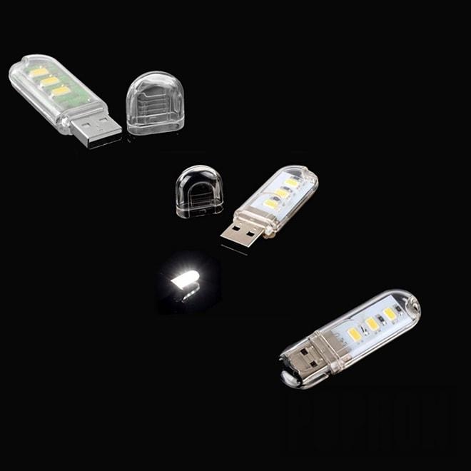 Popron.cz USB světlo